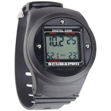 SCUBAPRO Digital 330 Wrist Gauge, Metric