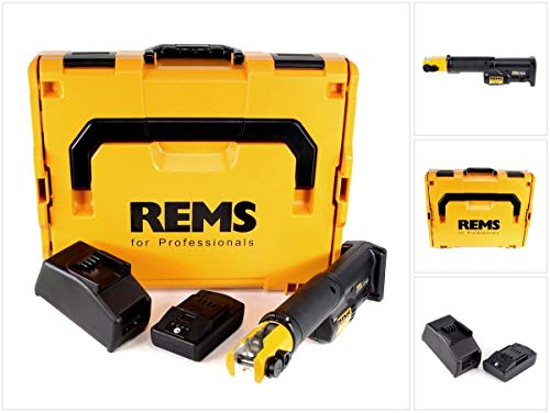 REMS Radialpresse Mini-Press S 22V - L-Boxx Basic-Pack 578016