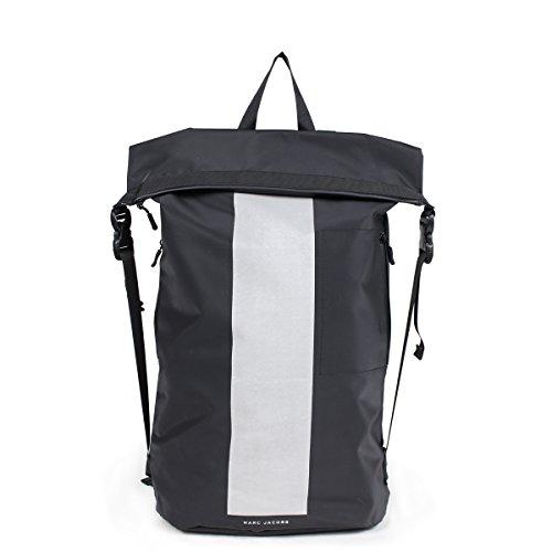 マーク ジェイコブス LOGO BACKPAC バッグ リュック バックパック M7000233 ユニセックス ブラック (並行輸入品)
