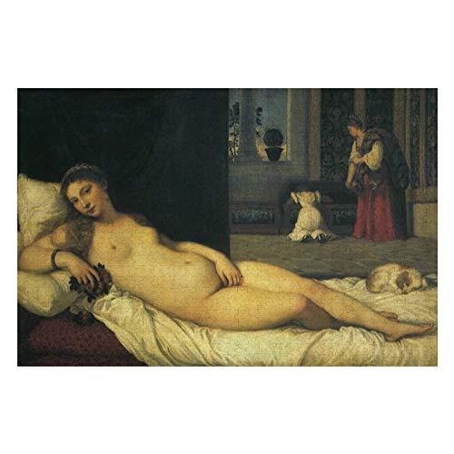 Puzzles Venus De Urbino