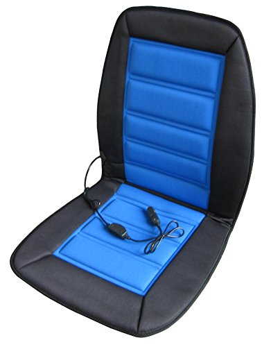 ABN 12V Heated Seat Cushion for Car Seat Warmer, Car Heated Seat Car Seat Heaters, Heated Seat Covers Car Heating Pad