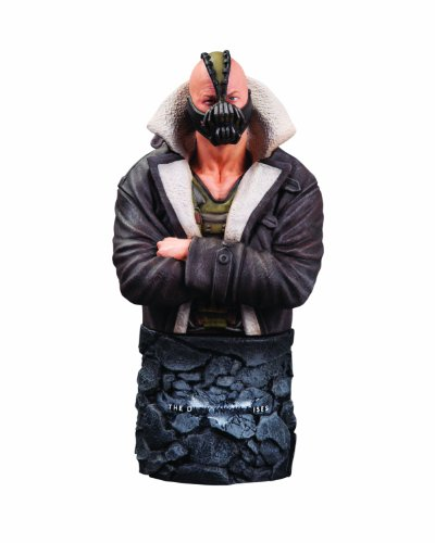 Dark Knight Rises Bane Winter Battle Bust