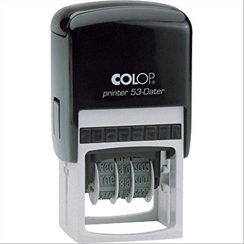 Colop PR53.DAT Printer 53 Datario Autoinchiostranti