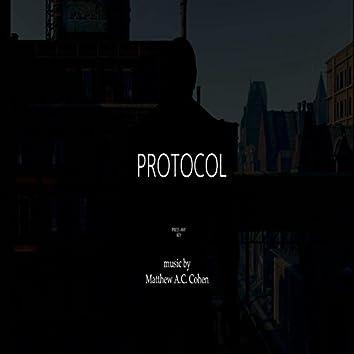 The Protocol (Original Game Score)