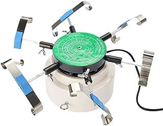 Nrpfell 220V Automic-Test Cyclotest Tester per Orologi Tester per Orologi - Avvolgitori per Sei Orologi Contemporaneamente...