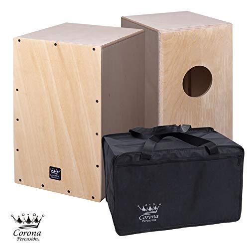 Cajon flamenco bolsa de transporte - nuevo cajón de percusi