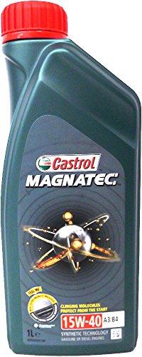 Castrol 151B4A Magnatec 15W-40 A3/B4 Motoröl Motorenöl 1 L Liter