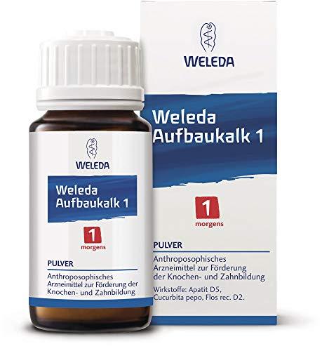 Weleda Aufbaukalk 1 (2 x 45 gr)