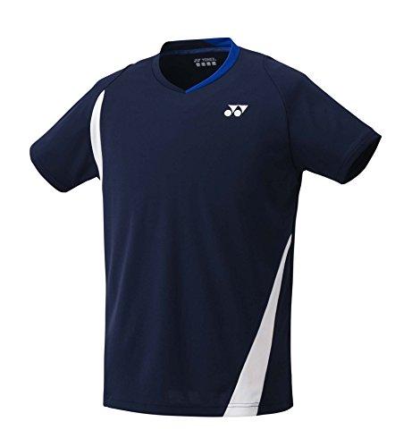 YONEX T-Shirt Men 10177, Sunset rot, Größe L