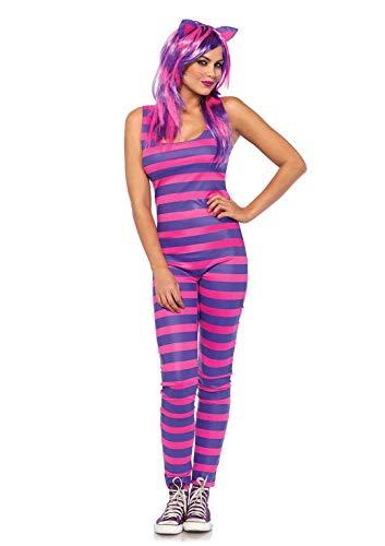 Leg Avenue- Mujer, Color rosa, morado, XS (EUR 32-34) (85579)