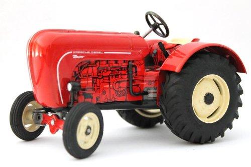 Porsche-Diesel Master 419 Traktor, 1:25 [Spielzeug]