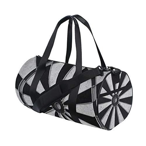 Bennigiry - Bolsa de viaje con ruedas para dardos de partido, bolsa...