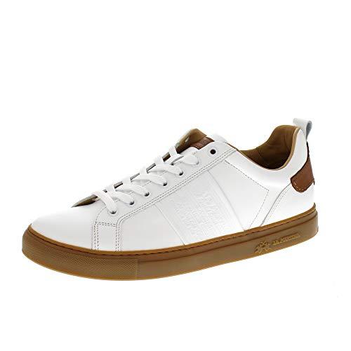 La Martina Schuhe - Sneaker LFM192007 - Bianco, Schuhgröße:EUR 41