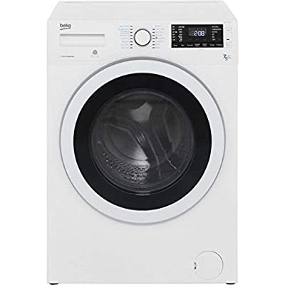 Beko WDR7543121W A Rated Freestanding Washer Dryer - White