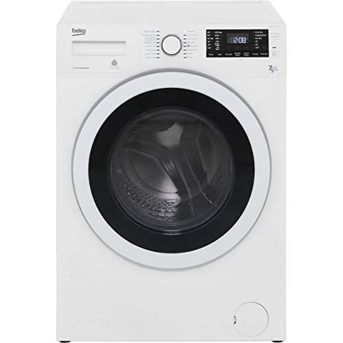 Beko WDR7543121W 7Kg / 5Kg Freestanding Washer Dryer with 1400 rpm - White