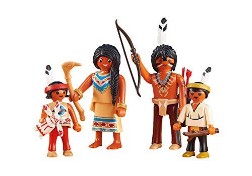 PLAYMOBIL 6322 Native American Family II
