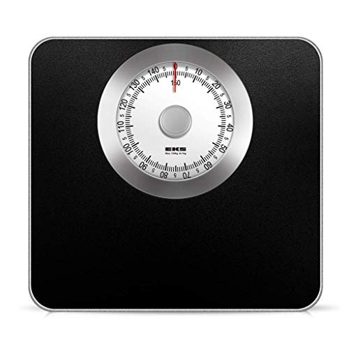Best Buy! JFDKDH Mechanical Bathroom Scales High Precision Digital Body Scale, Easy to Read Analogue...