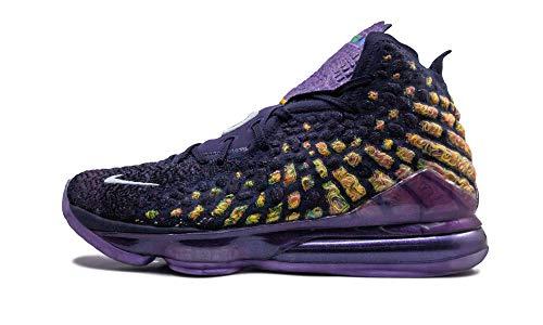 Nike Mens Lebron 17 AS CD5051 400 Monstars - Size 7.5