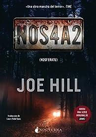 NOS4A2: Nosferatu par  Joe Hill