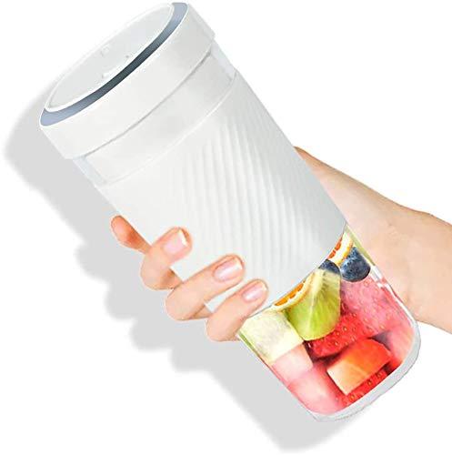 Mini Personal Blender für Shakes und Smoothies, Tragbare Mini Entsafter Blender mit USB Wiederaufladbare, Juicer Standmixer Portable Blender für Haushalt, Reise, Outdoor