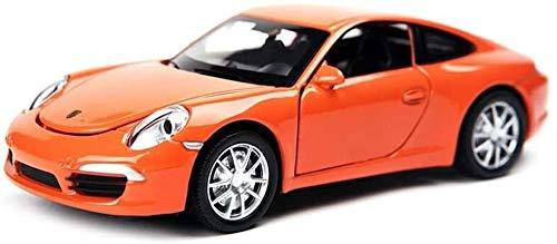 Modelo de coches para niños De fundición inyectada de 01:32 Escala Coches, juguetes for niños w / Sound & Light Tire del modelo del coche de juguete coche coches decoración del escritorio del hogar De