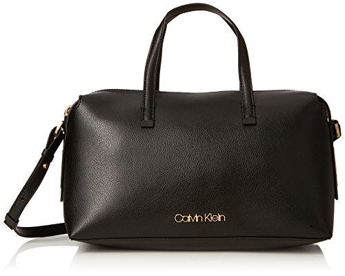 Calvin Klein Jeans - Frame Duffle, Carteras de mano con asa...