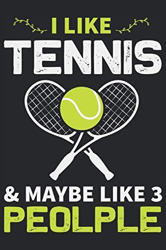 Cuaderno: Tenis, Partido de tenis, Jugador de tenis,: 120 páginas alineadas: cuaderno, cuaderno de bocetos, diario, para hacer la lista, reservar, planificar, organizar y nota.