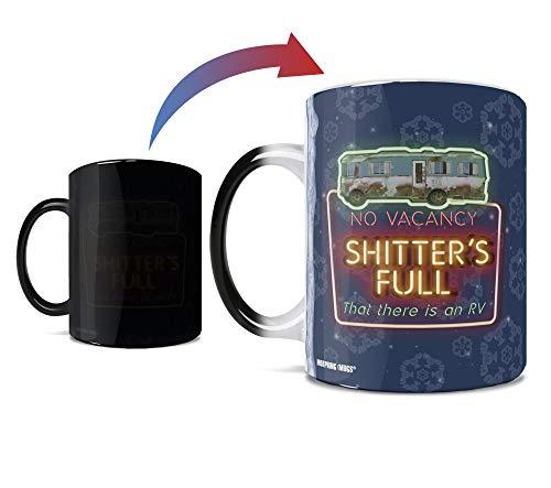 Christmas Vacation Morphing Mug