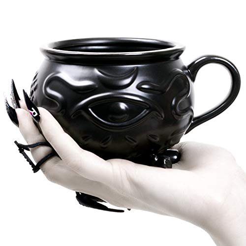 Witch Cauldron Coffee Mug in Gift Box by Rogue + Wolf...