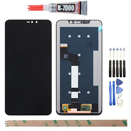 """YHX-O para 6.26"""" Xiaomi Redmi Note 6 Pro de reparación LCD Display Touch Screen Digitizer para Xiaomi Redmi Note 6 + Herramientas"""