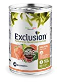 Exclusion Mediterraneo Adult all Breed 400 gr Salmone