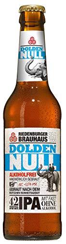 Riedenburger Brauhaus Dolden Null alkoholfrei 0,33 Liter inkl. 0,08€ MEHRWEG Pfand