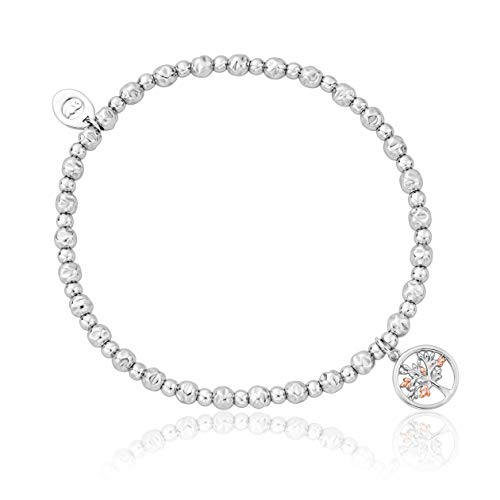 Clogau Tree of Life Affinity Bead Bracelet