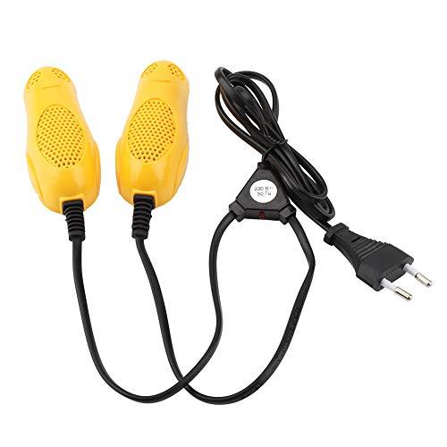 FTVOGUE Dispositif électrique de Protection de Pied de Dispositif de désodorisant de Chauffe-Chaussures de démarrage pour Enfants