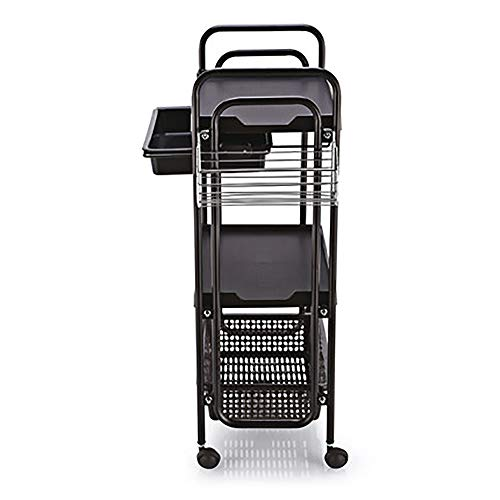 HO-TBO Tool Cart, Beauty Tool Cart Beauty Cart Beauty Manicure Tool Cart Verf Craft Globe Wheel Multifunctionele Trolley Workstation Tool Box