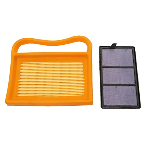 Für Stihl Filter Luftfilter Kit mit Vorfilter für TS410, TS420, TS 410, TS 420 Kettensägen-Ersatz