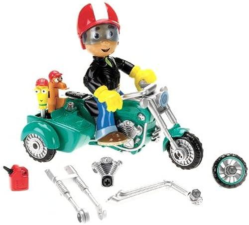 Fisher-Price R0375 e Motorrad-Handy Manny