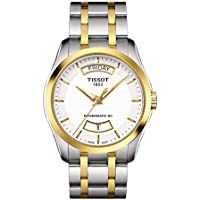 Tissot Couturier Powermatic 80 Day-date Automatic Men's Watch