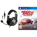 2-way communication headset for exciting video game play Compatible with a wide variety of gaming platforms including PC, Switch, Xbox, PS4 and more Works with devices with a 3.5mm jack Crystal clear sound quality and communication Scrap to stock to ...