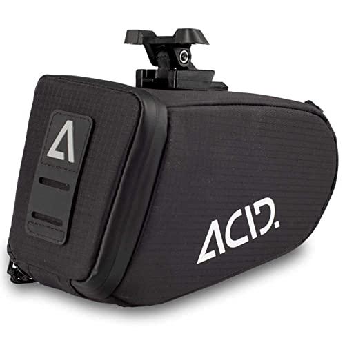 acid Click L Fahrrad Satteltasche schwarz