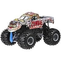 Mattel Hot Wheels BGH24 Metal vehículo de Juguete - Vehículos de Juguete (Multicolor, Camión, Metal, Monster Jam, Zombie, 3 año(s))