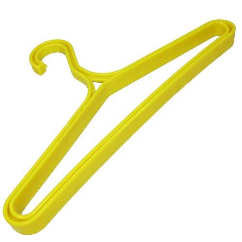Scuba Wahl Tauchen Heavy Duty BCD BC Neoprenanzug–Trockentauchanzug Kleiderbügel, gelb