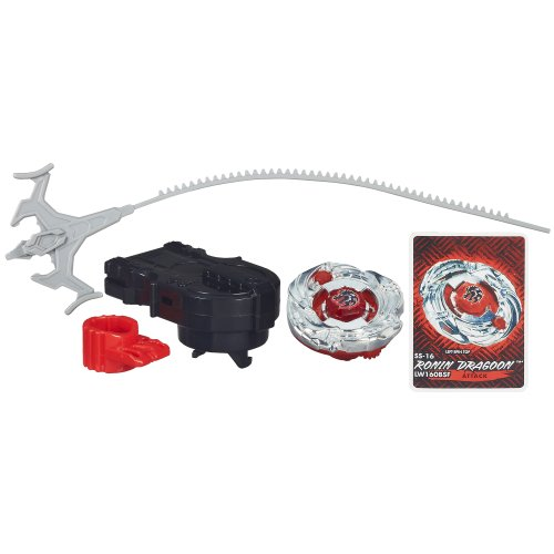 Beyblade Shogun Steel BeyBattle Tops SS-16 Ronin Dragoon LW160BSF Top