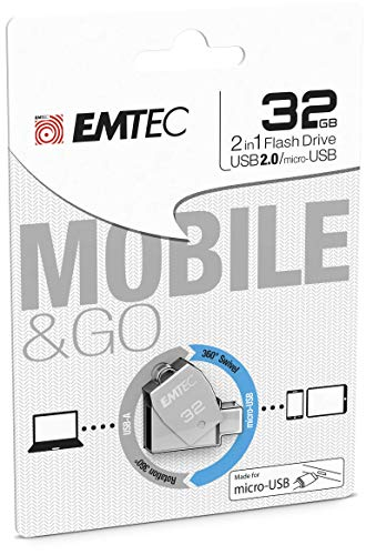 Emtec Dual USB2.0...