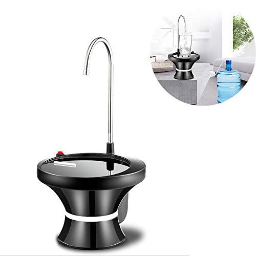 NBLYW Elektrische waterpomp voor waterkruik voor 1-5 kiden, waterkoker, draagbaar, voor thuis, keuken, camping en buiten