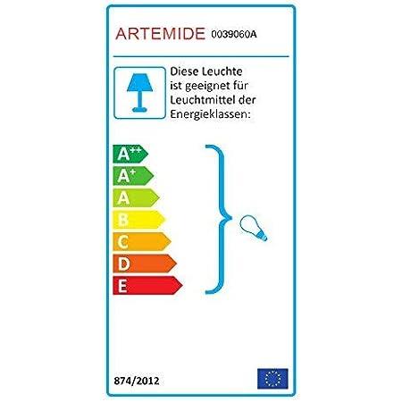 Artemide Nessino Lampe Blanche