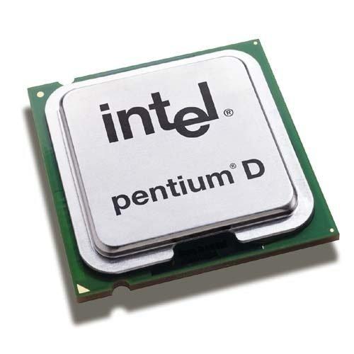 Intel Pentium D 8403.2GHZ 800MHz 2MB Sockel 775Dual-Core CPU