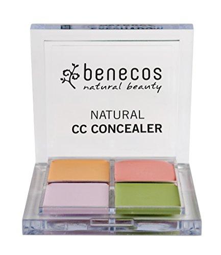 benecos, Natural Quattro, CC Concealer, 6 gramm