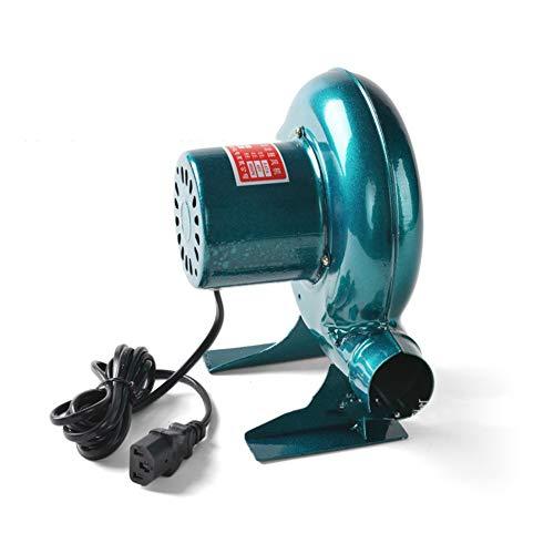 HAOWEN Soplador Eléctrico De 48 V De Velocidad - Soplador De Barbacoas Soplador De Forja De Carbón - para Barbacoa Herramienta De Cocina para Ventilador De Chimenea,80W