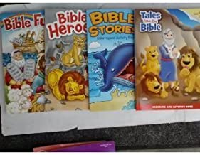 Bible Coloring & Activity Books Multipack Assortment (Art Cover Varies)